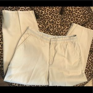 Tommy Hilfiger cropped pants 10